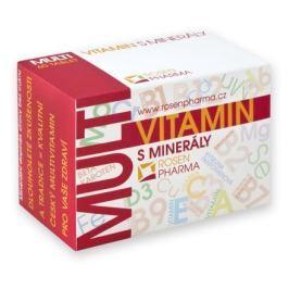 Rosen Multivitamin s minerály tbl.60