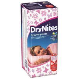 HUGGIES DryNites kalh.abs.L 8-15/girls/25-57kg/9ks dětské pleny