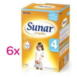 Sunar complex 4 - 6 x 600g  - výhodnější balení