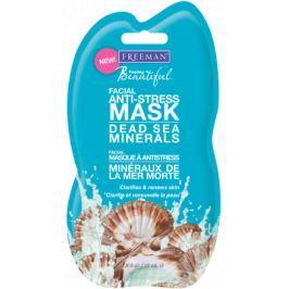 FREEMAN Pleť.maska antistr.Minerály Mrt.moře 15ml
