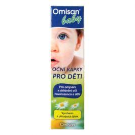 OMISAN Baby Oční kapky pro děti 50ml