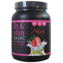 CELIUS Fit and Slim ultra Jahoda 480g