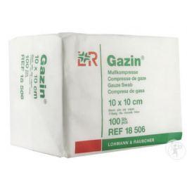 Gáza hydrofil.skl.kompr.Gazin 10x10cm/100ks 8vrst.