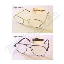 Brýle dioptrické dámské +3.00 č.2445