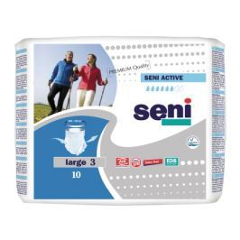 Seni Active Large 10 ks inkont. plenk. kalhotky