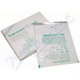 Krytí Suprasorb X+PHMB 5x5cm 5ks antimikrob.steril