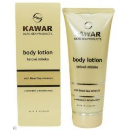 Kawar Tělové mléko 200ml