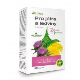 LIFTEA pro játra a ledviny tob.30