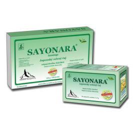 SAYONARA fannings Japonský zelený čaj 100g