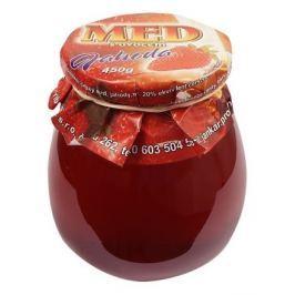 MED s ovocem JAHODOVÝ bucláček Dr.Bojda 400g