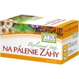Bylinný čaj na pálení žáhy 20x1.5g Fytopharma