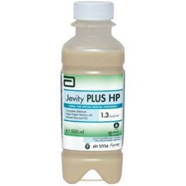 JEVITY PLUS HP por.sol.1x500ml 1.3 kcal/ml