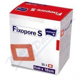 Fixopore S 6 x 10 cm á 50 ks sterilní náplast