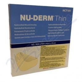 NU-DERM krytí hydrokoloid.Thin 10x10cm 10ks