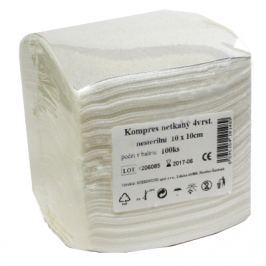Kompres netk.text.nest.10x10cm/100ks Steriwund