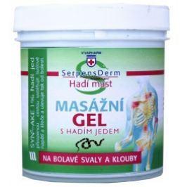 SERPENSDERM Masážní gel s hadím jedem 250ml Kosmetika a drogerie