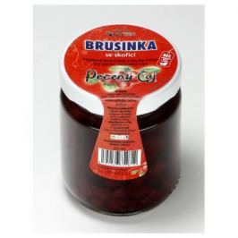 Čaj pečený NOTEA Brusinka se skořicí 55ml