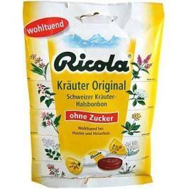 RICOLA Kräuter original 75g - směs 13 bylin