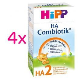 HIPP MLÉKO HiPP HA2 Combiotic 4 x 500g