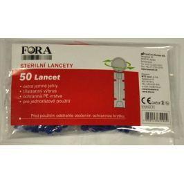 Lancety ke glukometru FORA Diamond 50ks