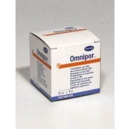 Náplast Omnipor netkaný textil 5cmx5m 1ks