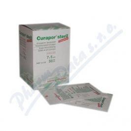 Náplast Curapor Transparent steril.7x5cm-50ks