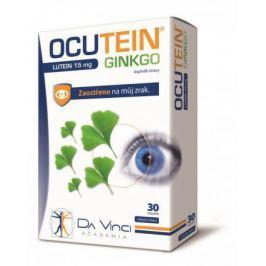 Ocutein Ginkgo Lutein 15mg Da Vinci tob.30 Vitamíny pro oči