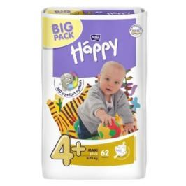 Bella HAPPY Maxi Plus Big Pack dětské pleny  62 ks