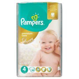 PAMPERS Premium Care Maxi 8-14kg dětské pleny 66ks
