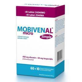 Mobivenal Micro Simple tbl.60+10