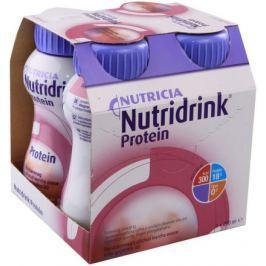Nutridrink Protein lesní ovoce por.sol.4x200ml Nov