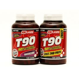 T90 - Extreme Testosteron Booster 120 + 120 cps Zdarma