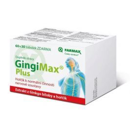 GingiMax Plus 60+30 tob.ZDARMA