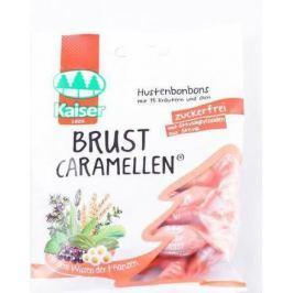 Kaiser Průduškové karamely bez cukru se stévií 70g
