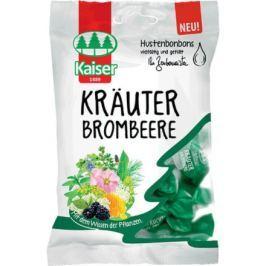 Kaiser Bylinné bonbony s ostružinou a medem 90g