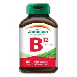 JAMIESON Vitamín B12 kyanokobalamín 250mcg tbl.100