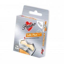 Prezervativ - kondom Pepino Safe Plus 3ks