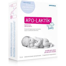 APO-LAKTÍK For baby 7.5ml