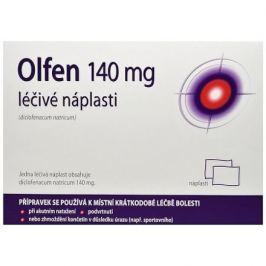 Olfen 140mg léčivé náplasti drm.emp.med.2x140mg