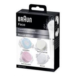 Braun Face 80M Bonusová edice_náhradní kartáčky