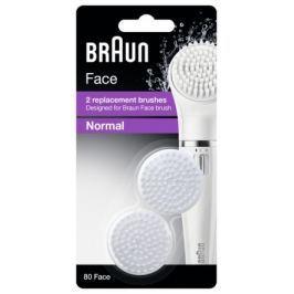 Náhradní kartáček obličejový Braun Face 80