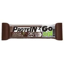 GO ON! Proteinová tyčinka s příchutí kakaa 50g