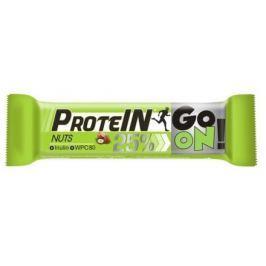GO ON! Proteinová tyčinka s oříšky 50g