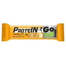 GO ON! Proteinová tyčinka s příchutí vanilky 50g Sušenky a tyčinky