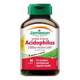 JAMIESON Super Strain Acidoph.komp.bakt.kul.cps.90