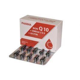 Pharma Bion Q10/60mg +omega 3-6-9 +lecitin cps.30