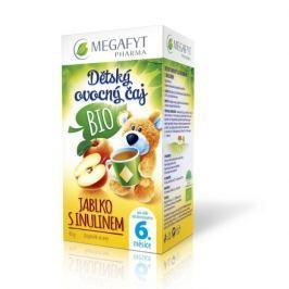 Megafyt Dět.ovocný čaj BIO jablko s inulinem 20x2g