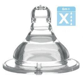Dudlík antikolikový širokohrdlý -Xcut