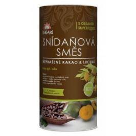 BIO Snídaňová směs kakao-lucuma 800g