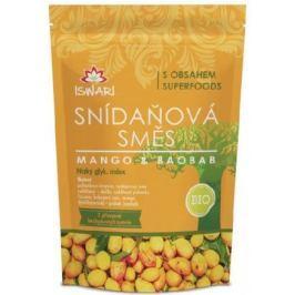 BIO Snídaňová směs mango-baobab 360g